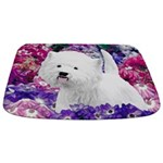 West Highland White Terrier Bathmat