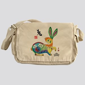 Rabbit Final_5_chop Messenger Bag