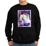 West Highland White Terrier Sweatshirt (dark)