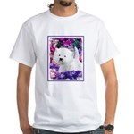 West Highland White Terrier White T-Shirt