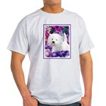West Highland White Terrier Light T-Shirt