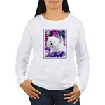 West Highland White Te Women's Long Sleeve T-Shirt