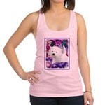 West Highland White Terrier Racerback Tank Top