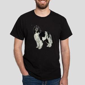 standing landseer2 Dark T-Shirt