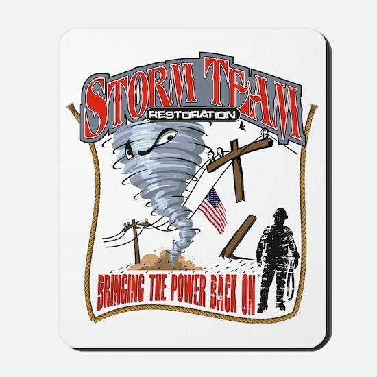 2011 Tornado Storm Cafe Press Mousepad