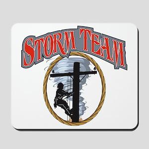 2011 Tornado Storm front Cafe Press Mousepad