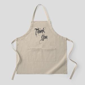 thank you 1 Apron