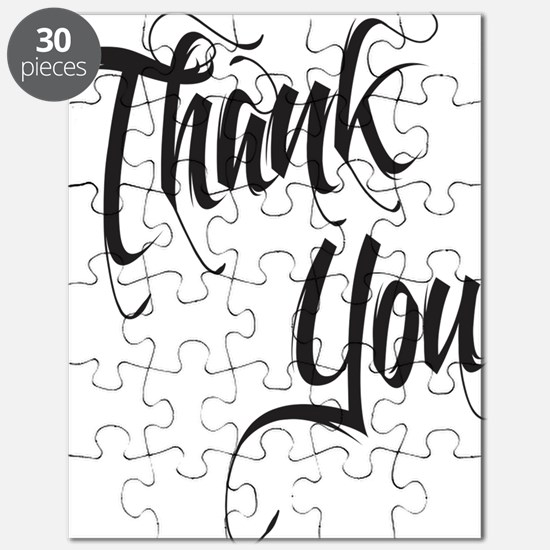 thank you 1 Puzzle
