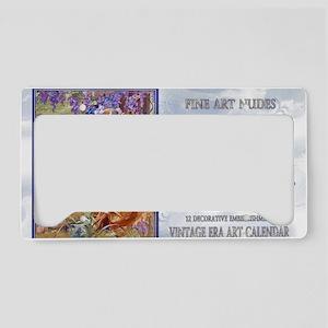 1 A Bussiere-Jueventa AsWater License Plate Holder