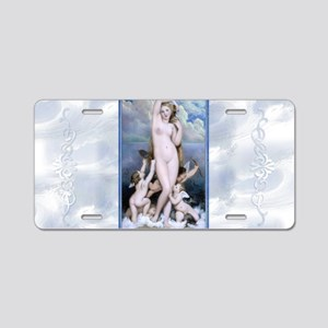1 JAN H INGRES VENUS Aluminum License Plate