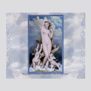 1 JAN H INGRES VENUS Throw Blanket