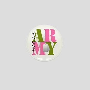 armymom Mini Button