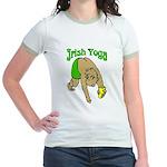 Irish Yoga Jr. Ringer T-Shirt