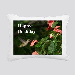 BDHM5x7 Rectangular Canvas Pillow