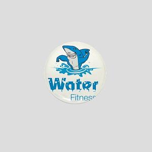 TMac Water Aqua Aerobics Fitness Mini Button