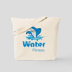 TMac Water Aqua Aerobics Fitness Tote Bag