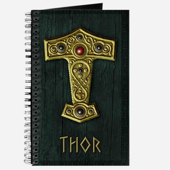 Thors Hammer UP Gold THOR Journal
