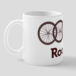 Roadie Cycling Shirt - Red Mug