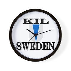 The Kil Store Wall Clock