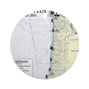 Lighthouses In Oregon Map.Lighthouse Oregon Gifts Cafepress