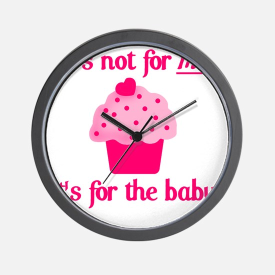 for the baby Wall Clock