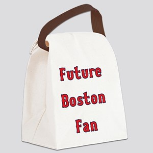 futurebostonfan Canvas Lunch Bag