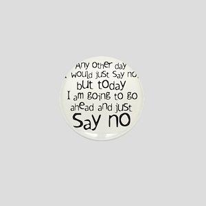 sayno Mini Button