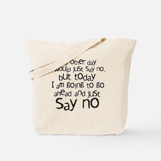 sayno Tote Bag
