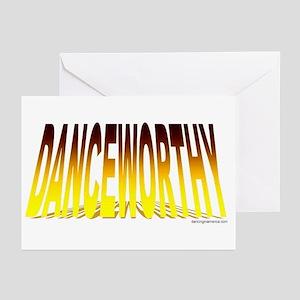 Danceworthy Greeting Cards (Pk of 10)