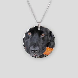 Sam4Shirt Necklace Circle Charm