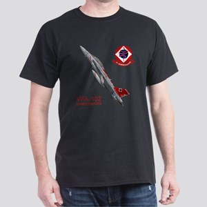 VFA-102 DIAMONDBACKS Dark T-Shirt