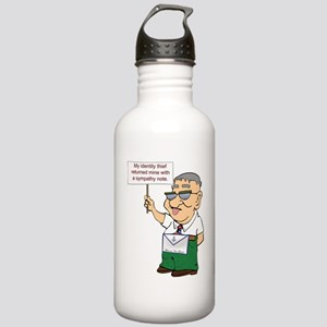 MANNY identity copy Stainless Water Bottle 1.0L