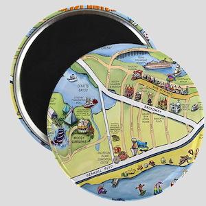 Galveston2010 Blanket Magnet