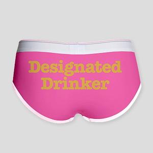 designated-drinker Women's Boy Brief