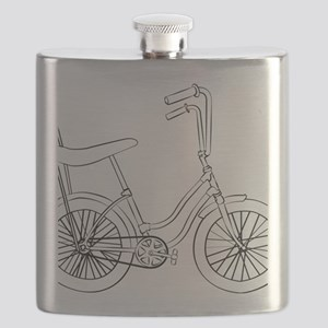 OldSchool bicycle Flask