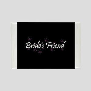 Bride's Friend - Purple Haze Rectangle Magnet