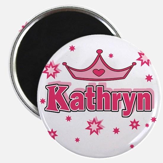 Kathryn Princess Crown Star Magnet