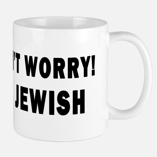 Be Jewish Bumper Sticker Mug
