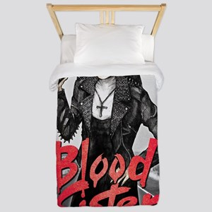 Blood Sister revised Twin Duvet