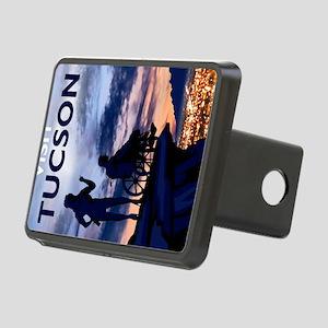 Visit Tucson postcards Rectangular Hitch Cover