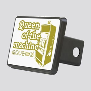 queenSlotD Rectangular Hitch Cover