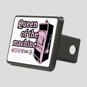 queenSlotB Rectangular Hitch Cover