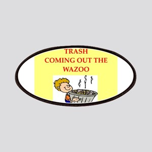 trash collectors Patches