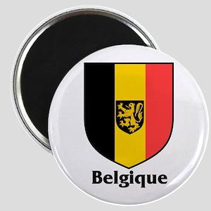"Belgique / Belgium Shield 2.25"" Magnet (10 pack)"