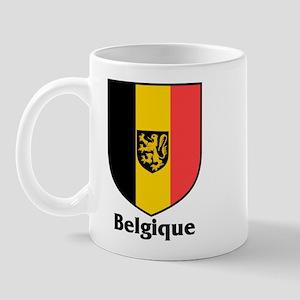 Belgique / Belgium Shield Mug