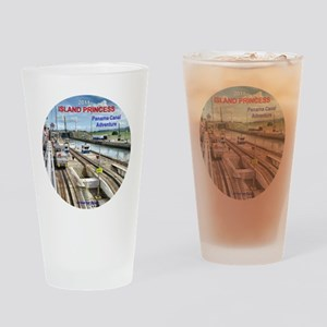 Panama Canal Adventure- Island Prin Drinking Glass