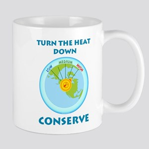 Earth's Heat Dial Mug