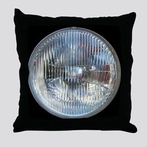 SoapBoxHeadlight Throw Pillow