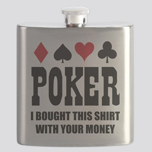 pokermoneyX1 Flask