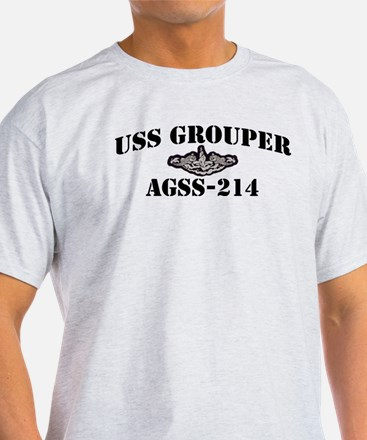 USS GROUPER T-Shirt